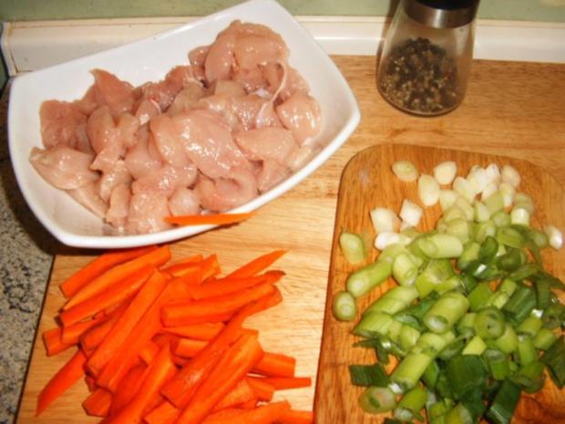 Ofenkartoffel mit Hähnchenbrust gefüllt - Rezept - Bild Nr. 6