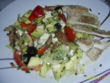 Salat: Bunter-Mix - Rezept