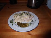 Kartoffelsalat  Arme-Ritter - Rezept