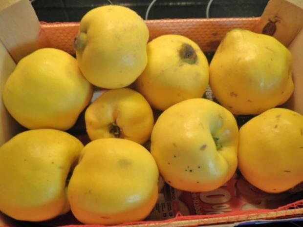 Quitten - Orangen - Marmelade - Rezept - Bild Nr. 3