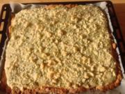 Rhabarberkuchen (Blech) - Rezept