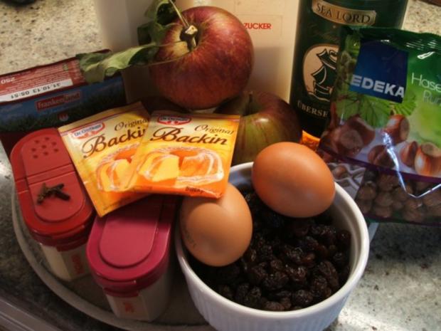 Backen: Apfel-Kasten - Rezept - Bild Nr. 2