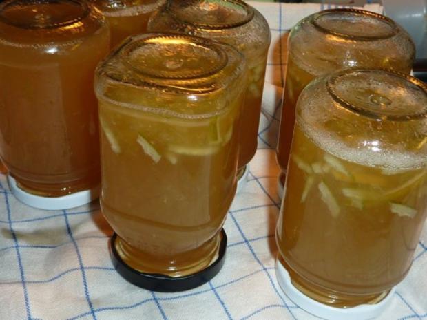 Marmelade: Limettenmarmelade - Rezept - Bild Nr. 14