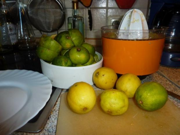 Marmelade: Limettenmarmelade - Rezept - Bild Nr. 3