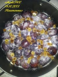 Plaumenmus - Rezept