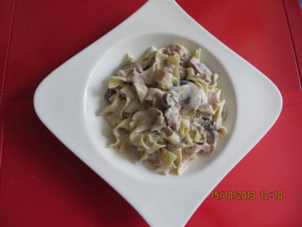 Kochen: Nudelpfanne - Rezept