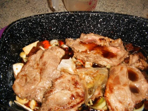 Schwarzbierfleisch - Rezept - Bild Nr. 7