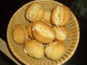 Slow Food Brötchen - Rezept
