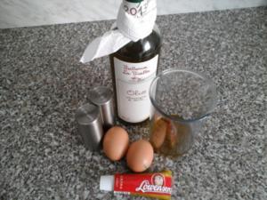 Blitzschnelle Mayonaise - Rezept