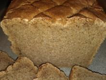 Weizenvollkorn-Mischbrot - Rezept