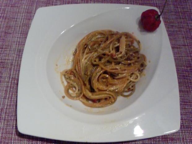 DIE SPECK-WEG-PASTA  Spaghetti Carbonara die Light-Version - Rezept