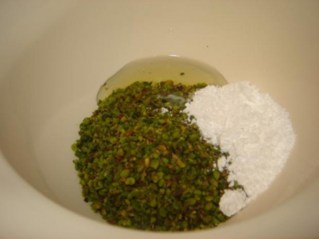 Pistazienröllchen in Sirup - Rezept - Bild Nr. 2