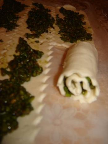 Pistazienröllchen in Sirup - Rezept - Bild Nr. 6