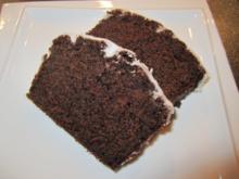 Gingerbread Cake - Gewürzkuchen - Rezept