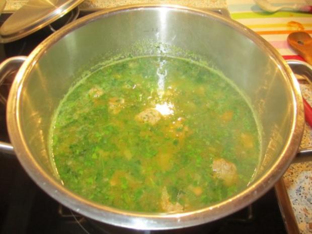 Kichererbsen-Suppe aus Persien - Rezept - Bild Nr. 8