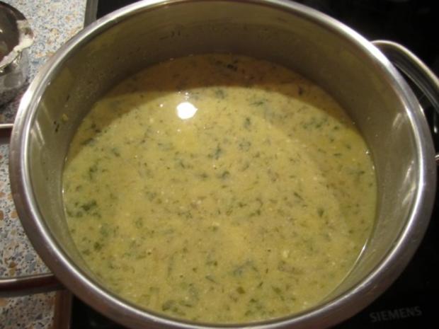 Kichererbsen-Suppe aus Persien - Rezept - Bild Nr. 9