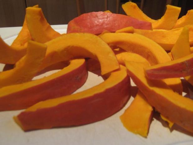 Kürbis aus dem Ofen - Rezept - Bild Nr. 3