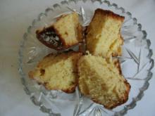 Apfel - Zitronen Muffins - Rezept