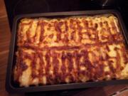 Gefüllte Cannelloni a lá Lasagne - Rezept