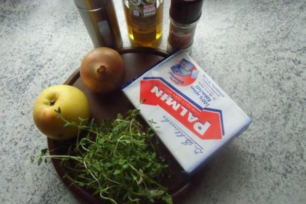 ❤ Apfel-Zwiebel-Schmalz  ❤ - Rezept - Bild Nr. 3