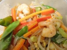 Asiatischer Nudelsalat - Rezept