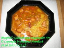 Suppen – Manfred's Gulaschsuppe ungarischer Art - Rezept
