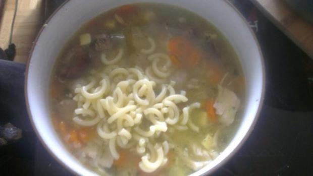 Leckere Suppe wie bei Muddern :) - Rezept - Bild Nr. 2