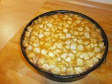 Apfelwein Torte - Rezept