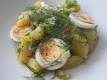Westfälischer Kartoffelsalat - Rezept