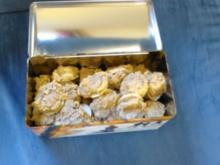 Nußplätzchen - Rezept
