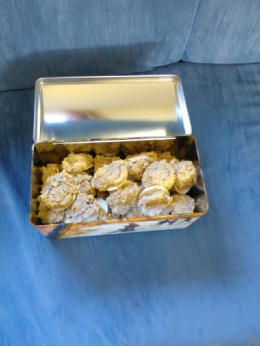 Nußplätzchen - Rezept By hirtsteinbungalow