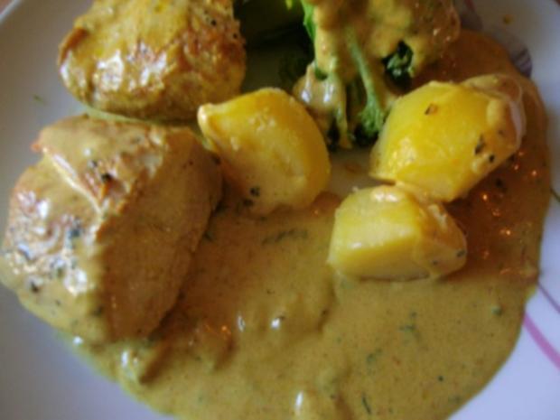 Putenfilet in Käse - Currysauce - Rezept - Bild Nr. 11