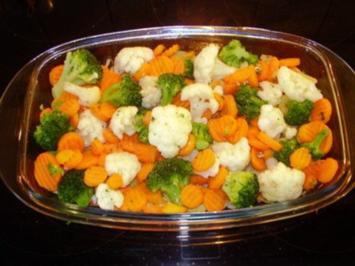 Gemüsehackauflauf - Rezept