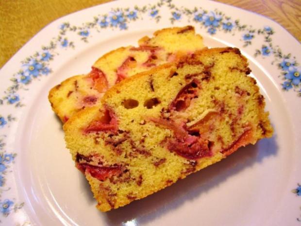 Pflaumenkuchen aus der Kastenform - Rezept - Bild Nr. 7