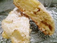 Apfel- Karamell- Cookies - Rezept