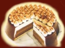Latte Machiato Kuchen - Rezept