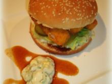 Fisch-Burger - Rezept