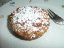 Apfel - Muffins mit Müsli - Rezept