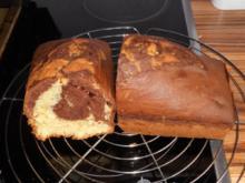 Schneller und leckerer Marmorkuchen - Rezept
