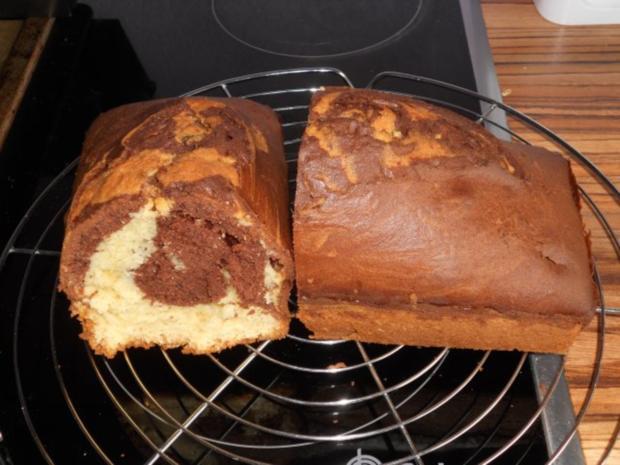 Schneller Und Leckerer Marmorkuchen Rezept Kochbar De