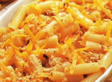 Maccheroni mt Walnüssen und Honig - Rezept