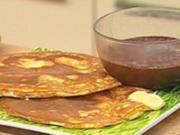 Bananen-Pancakes - Rezept