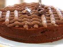 Ganache-Creme-Torte (Pascal Herr) - Rezept