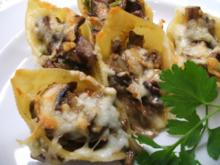 Pasta: Conchiglioni Ripieni - Rezept