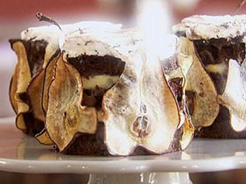 Birne küsst Schokolade (Jenny Kühn) - Rezept