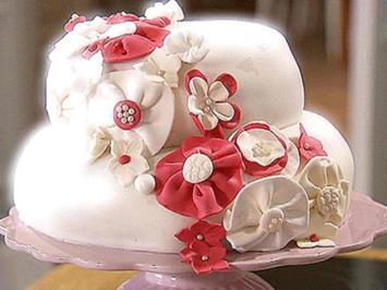 Red Velvet Cake - Hochzeitstorte (Marina Wahl) - Rezept