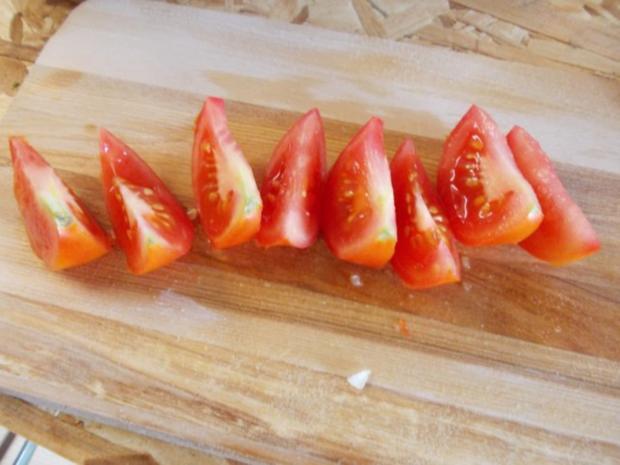 Tomatensalat - Rezept - Bild Nr. 4
