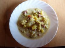 Suppen: Herbstliche Gemüsesuppe - Rezept
