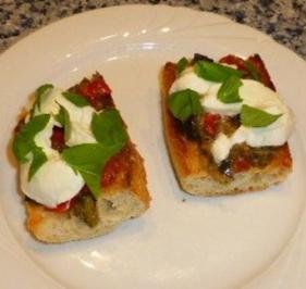Sizilianisch belegte Brote - Rezept