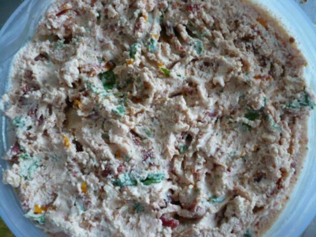 Tomaten - Mascarpone  Dip - Rezept
